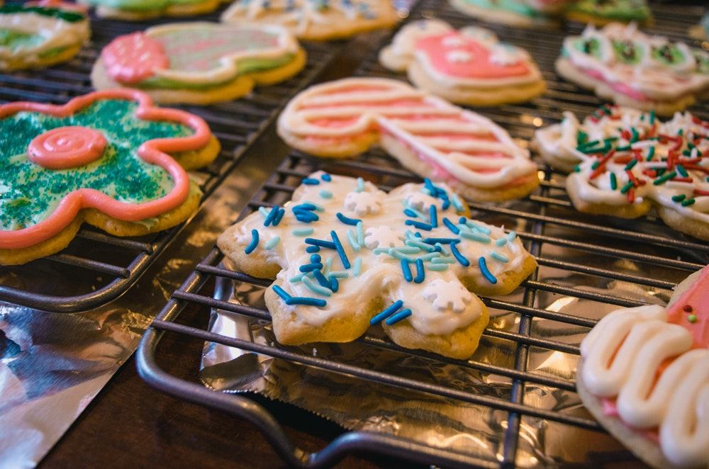 Variety of Assorted Cookies